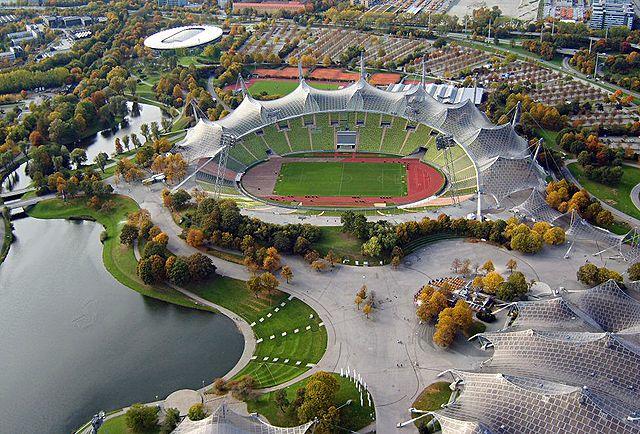 Das Olympiastadion München