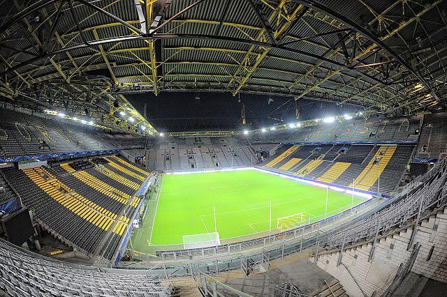 Dortmund Stadion Parken