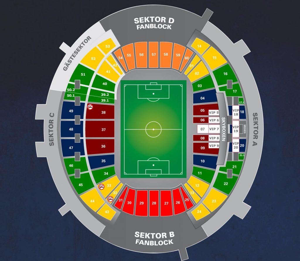 Tickets Arena Leipzig